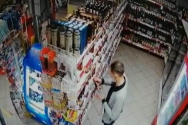 В Самарской области задержали серийного похитителя спиртного из магазинов | CityTraffic
