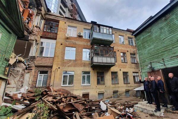 В Самаре до конца года выберут подрядчика для восстановления дома на Галактионовской | CityTraffic