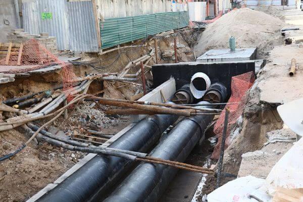 Тепло в дома Самары по новым трубам поступит в начале октября | CityTraffic