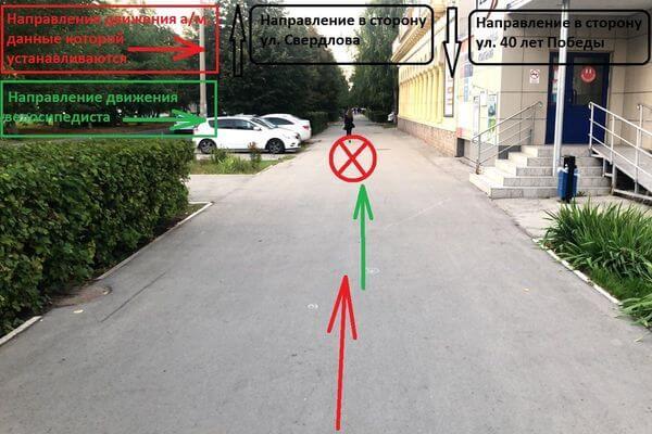 В Тольятти черный автомобиль сбил женщину на велосипеде и скрылся | CityTraffic