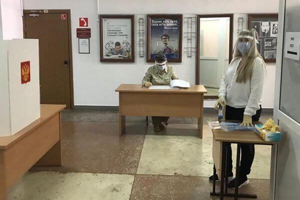 На выборах в Самарской области на 12 часов 13 сентября явка составила 24,73% | CityTraffic