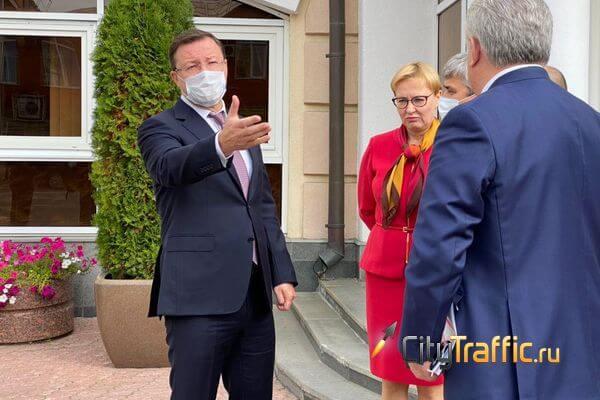 Губернатор Самарской области не исключил, что на низкую явку в Самаре мог повлиять коронавирус | CityTraffic