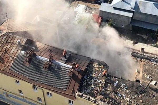 В Самаре на консервацию дома с обрушенной стеной на улице Галактионовской выделили 11,4 млн рублей | CityTraffic