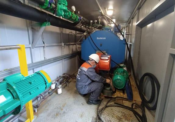 В Самаре провели учения по подготовке к возможному отключению отопления зимой из-за аварий | CityTraffic