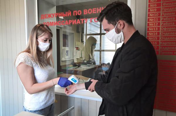 В Самарской области призывников отправят в армию только после тестов на COVID-19 | CityTraffic