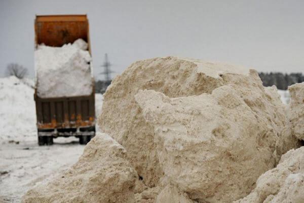 В Самаре возбуждено уголовное дело из-за мошенничества с вывозом снега | CityTraffic