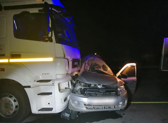 Два человека погибли в ДТП на трассе М-5 между Тольятти и Сызранью   CityTraffic