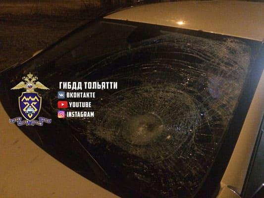 В Тольятти два пешехода попали под колеса «Мерседеса», один из них скончался в больнице | CityTraffic
