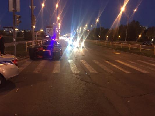 В Тольятти водитель квадроцикла сбил на пешеходном переходе 80-летнюю женщину | CityTraffic