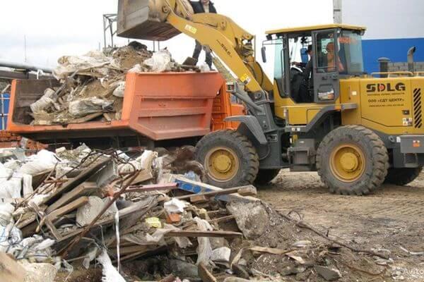 В Красноглинском районе Самары на вывоз строительного мусора потратят 5 млн рублей | CityTraffic