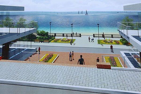 Набережную в Тольятти могут начать строить уже в 2021 году | CityTraffic