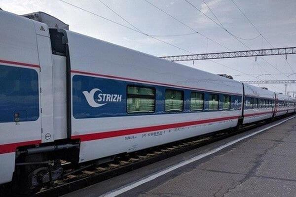 Скоростной поезд между Санкт-Петербургом и Самарой повторно запустят в ноябре | CityTraffic