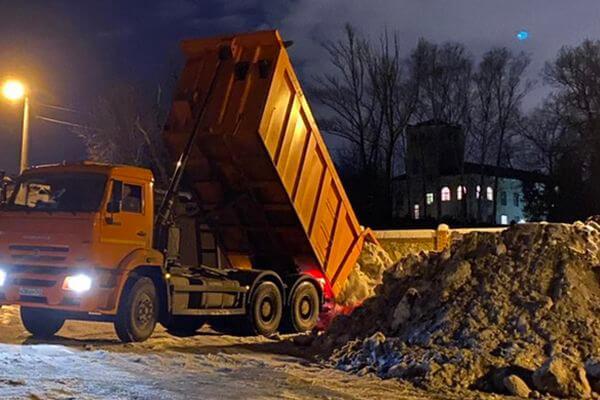 В Самаре уборку снега проверят прокуроры | CityTraffic