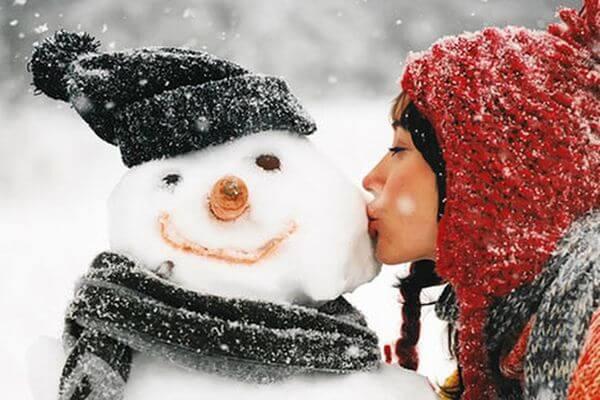 В Самарской области потеплеет ко Дню влюбленных | CityTraffic