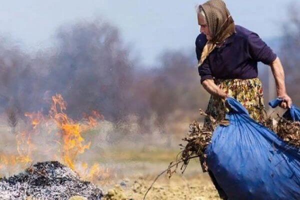 Спасатели предложили патрулировать города и дачные массивы, чтобы пресекать сжигание мусора в Самарской области | CityTraffic