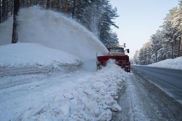 В Самаре снежные полигоны смогут принять 775 тысяч тонн снега | CityTraffic