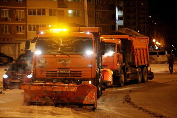 Администрация Тольятти получила предостережение от прокуратуры по качеству уборки снега
