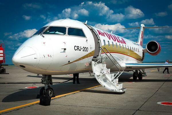С 26 октября из Екатеринбурга в Самару 6 раз в неделю будет летать Bombardier CRJ200 | CityTraffic