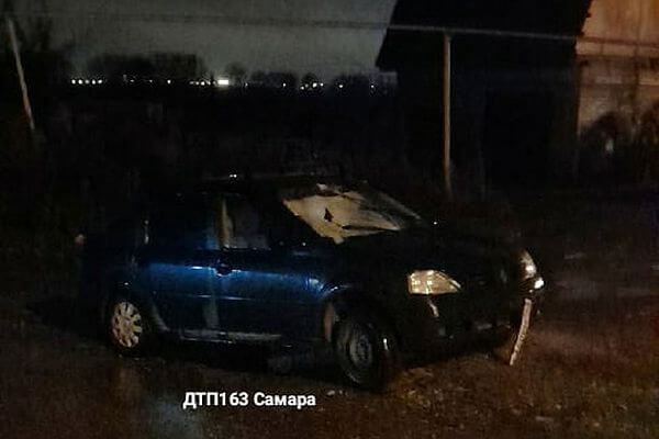 В Самаре пьяный водитель насмерть сбил пешехода | CityTraffic