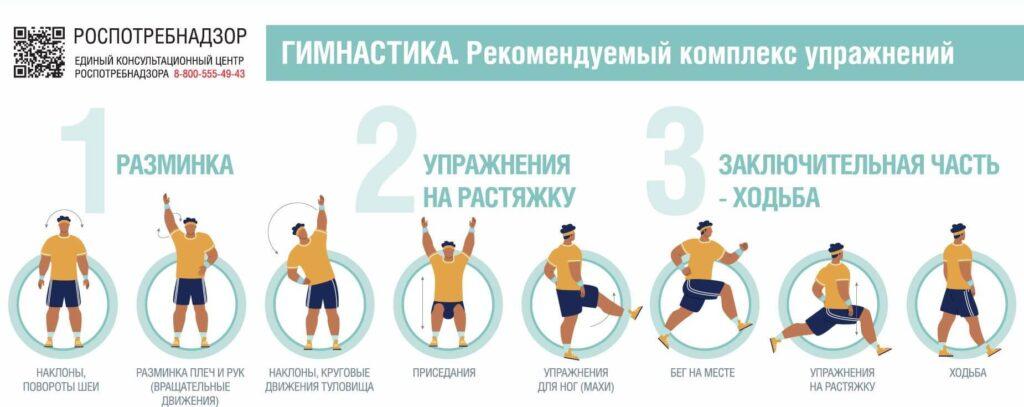 День гимнастики отмечают в России 26 октября | CityTraffic