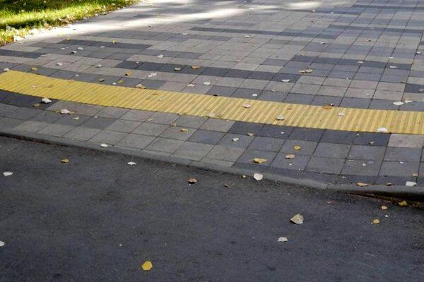 В Самаре улицу Мичурина приспособили для маломобильных граждан | CityTraffic