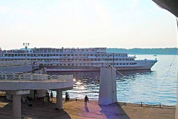 Речной порт в Самаре могут перенести на стрелку рек Сок и Волги | CityTraffic