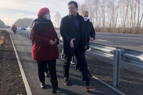 "Участок трассы ""Самара-Бугуруслан"" сдадут раньше срока | CityTraffic"