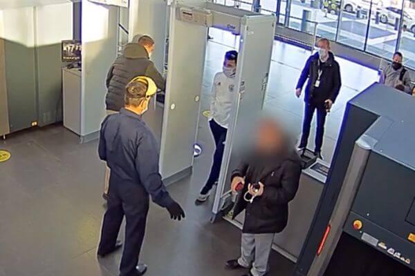 У жителя Самарской области в аэропорту Саратова похитили дорогой телефон | CityTraffic