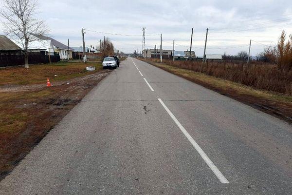 В Самарской области пьяный водитель ночью сбил пешехода и скрылся | CityTraffic