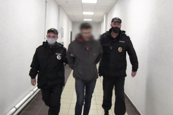 Пьяный житель Самары отобрал у женщины сумку и попался полиции через 7 минут | CityTraffic