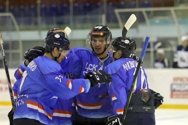 ЦСК ВВС начал домашнюю серию победой над СКА-Нева | CityTraffic