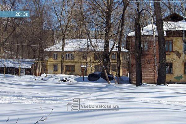 В Самаре снесут аварийный дом на улице Ставропольской | CityTraffic