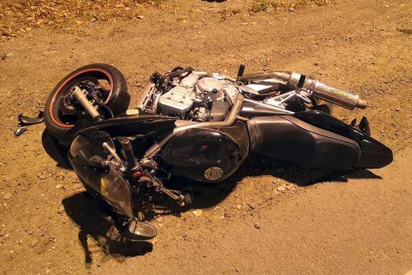 В Самаре пострадал мотоциклист, упавший на дороге | CityTraffic