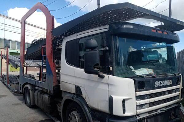 Житель Сызрани заплатил больше 100 тысяч налогов только после ареста своего тягача | CityTraffic