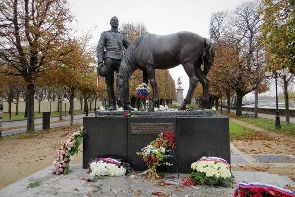 В Самаре предложили установить копию парижского памятника героям Первой мировой Войны | CityTraffic