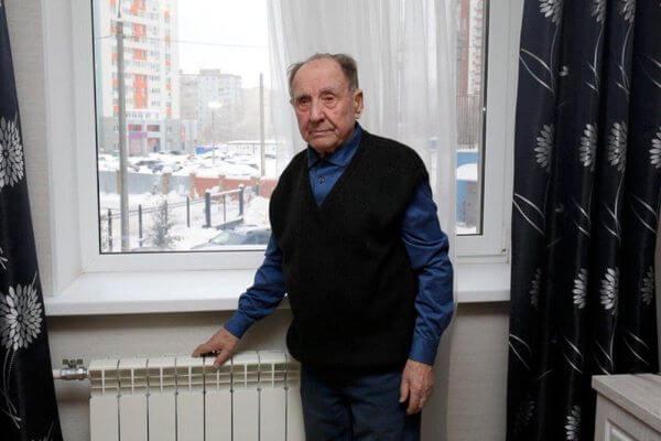 Ушёл из жизни Герой Советского Союза Владимир Иванович Чудайкин | CityTraffic