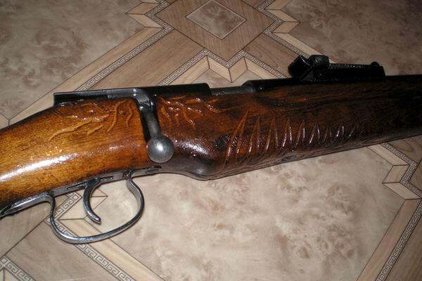 Житель Самарской области отстреливал скотину из незаконной винтовки | CityTraffic