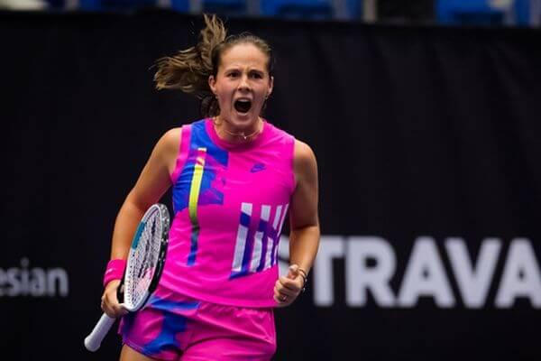 Дарья Касаткина прошла в основную сетку турнира в Остраве | CityTraffic