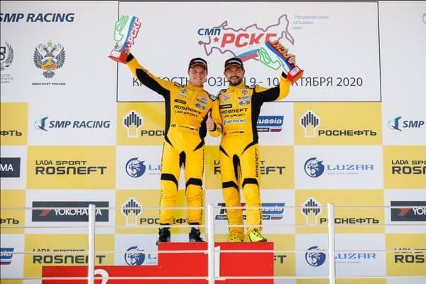Пилоты  LADA Sport ROSNEFT завершили свой самый успешный за 4 года сезон  в Российской серии кольцевых гонок | CityTraffic