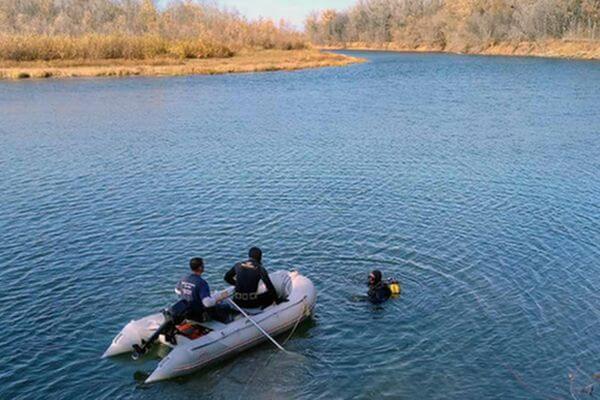 На реке Самара у поселка Лебедь погиб дайвер | CityTraffic