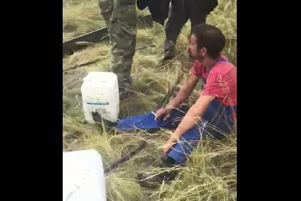 Житель Самарской области украл 2 тонны рельсов | CityTraffic
