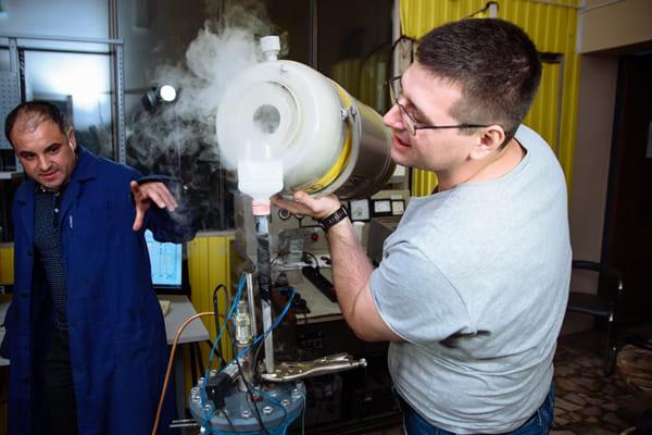 Самарские ученые разрабатывают криогенный двигатель | CityTraffic