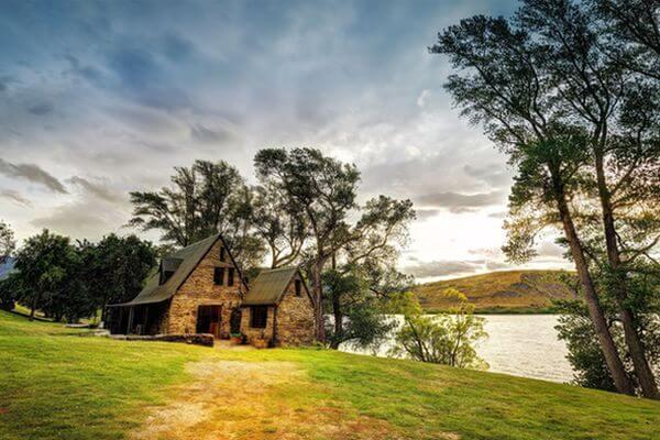 Можно ли построить дом на берегу Волги