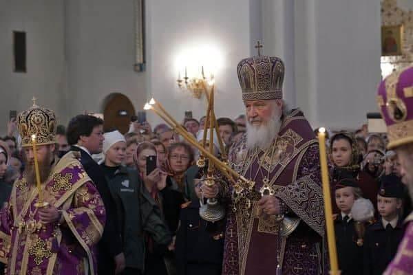 Самарским НКО возместят расходы на видеотрансляцию визита патриарха Кирилла | CityTraffic