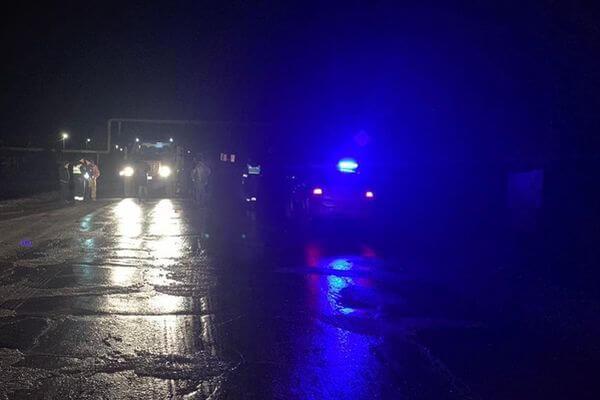 В Самарском селе фургон насмерть сбил пешехода | CityTraffic
