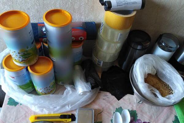 Больше килограмма героина изъято у троих дилеров из Самары | CityTraffic