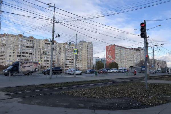 В Самаре 12 ноября не будет работать светофор на пересечении Ново-Садовой и Ново-Вокзальной   CityTraffic