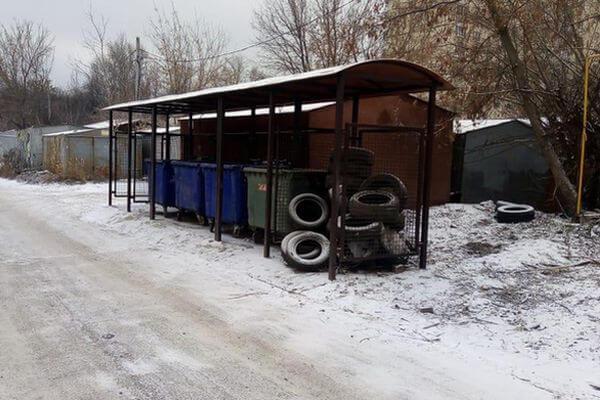 О том, что шины нельзя выбрасывать на помойку, напомнили жителям Самарской области | CityTraffic