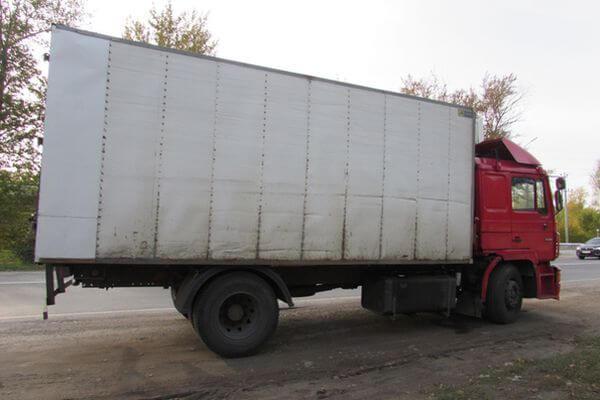 На трассе М-5 у Жигулевска задержали водителя грузовика из Тамбовской области с поддельными правами | CityTraffic