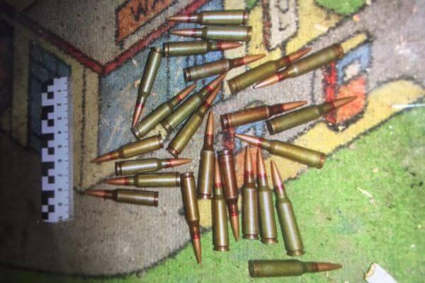 У жителя Самары нашли 25 патронов | CityTraffic